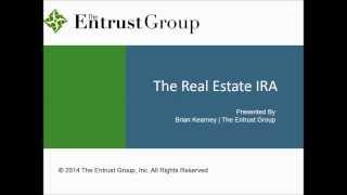 The Real Estate IRAs - Video Image