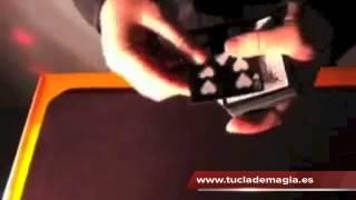 Vídeo: Baraja Bicycle-Black Tiger Red