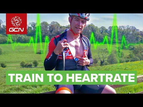 How To Train With A Heart Rate Monitor | Cycling Heart Rate Zones Explained