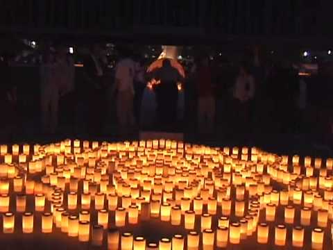 Perfect Hiroshima Candle Lighting Ceremony Ideas