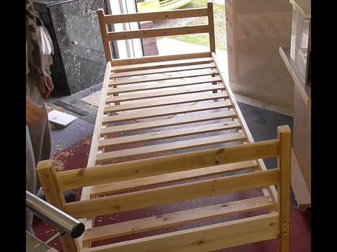 Pine Bed part one