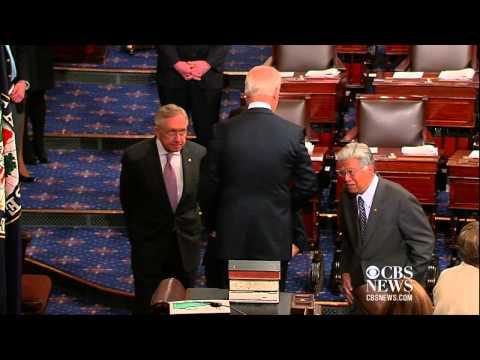 Biden swears in new Hawaii Sen. Brian Schatz