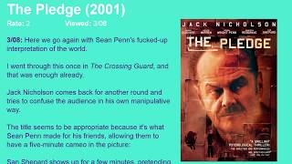 Movie review: the pledge (2001) [hd]