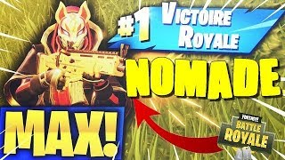 HOW TO THE SKIN NOMADE RAPIDEMENT and ELONING Fortnite: Battle Royale
