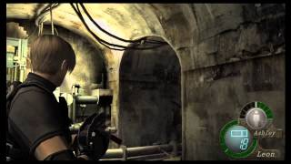 Resident Evil 4 HD (Xbox 360)- Playthrough Part 56 (Before Final Boss)