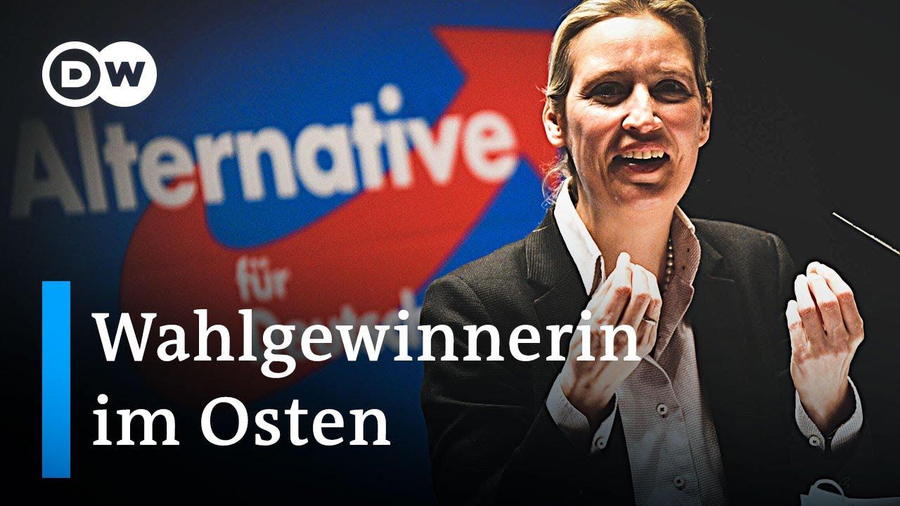 Download Wie wurde die AfD zur stärksten Partei in Sachsen? | DW Nachrichten