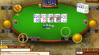 Omaha Week 2014   GodlikeRoy играет в Pot Limit Omaha