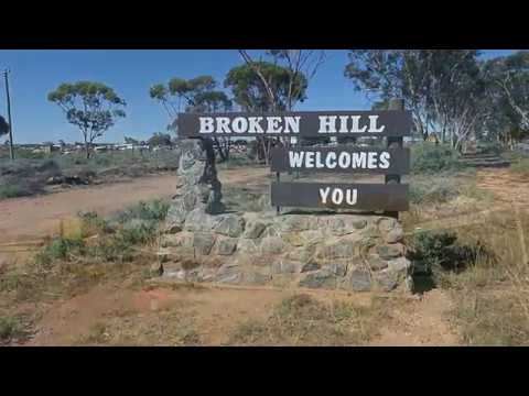 Broken Hill & the Outback, Australia: January 2017 - broken-hill