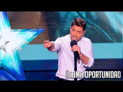 Ivan's outstanding imitations get him to the Final | The Last Opportunity | Spain's Got Talent 2017