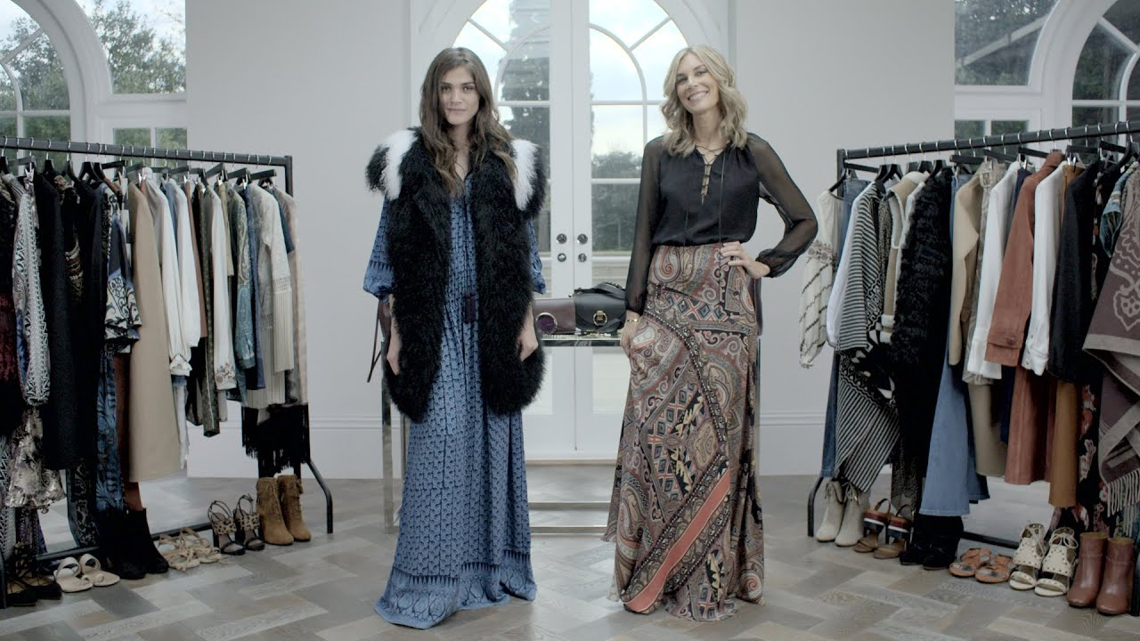 eac36d8f35ca How to Dress Boho Chic - YouTube