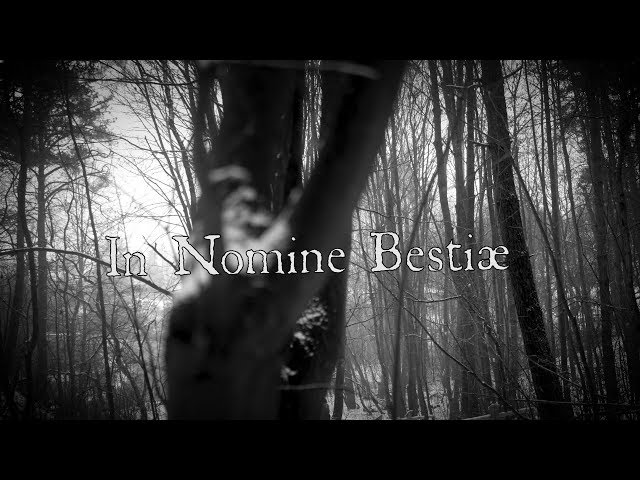Ov Khaos - In Nomine Bestiæ (Official Lyric Video)