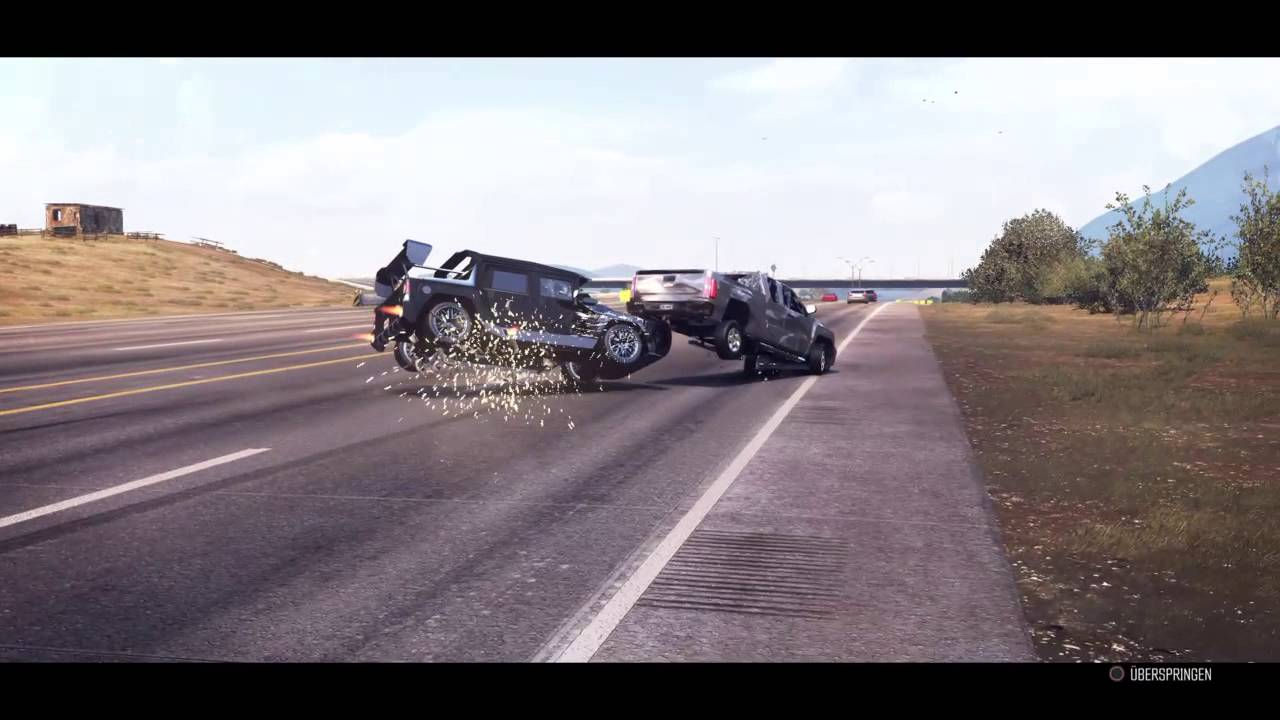 The Crew- Hummer H1 Top Speed - YouTube