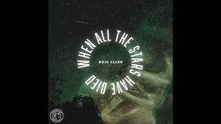 Kris Allen - When All the Stars Have Died (Live Artwork)