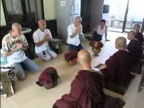 Pa-Auk Tawya Vipassana Dhura Hermitage Batam