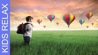 Hot Air Balloon Ride: A Guided meditation for Kids, Children