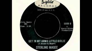 sterling magee + get in my arms little girlie + sylvia