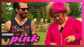Cindy meets The BossHoss | Schwarz, Rot, Pink | SAT.1
