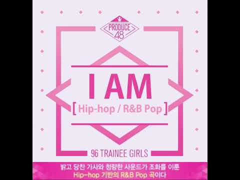 I Am (Produce 48) - Concept Evaluation Song ! (Demo)