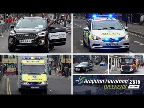Brighton Marathon Weekend 2018