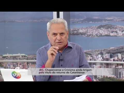 Miguel Livramento comenta sobre jogo de Joinville x Sport pela Copa do Brasil