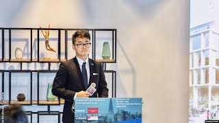 VOA连线(江静玲):针对中国央视 郑文杰向英国监管机构提交投诉