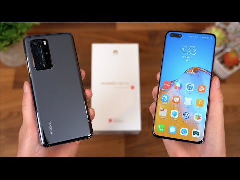 Huawei P40 Pro Unboxing!