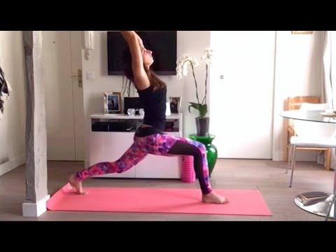 Morning Yoga Routine | Wake up and Energize {periscope broadcast}