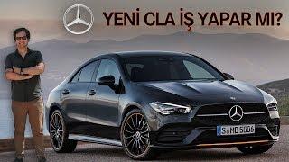 Mercedes Yeni CLA 2019 İş Yapar mı? İnceleme / Review (English Subtitled)