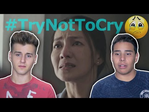 Try Not To Cry Challenge (Sad Commercial)