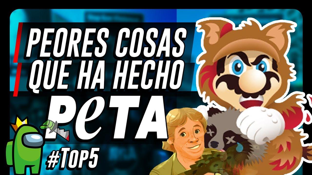 """Top 5 """"LAS C*GADAS DE PΕTA"""""""