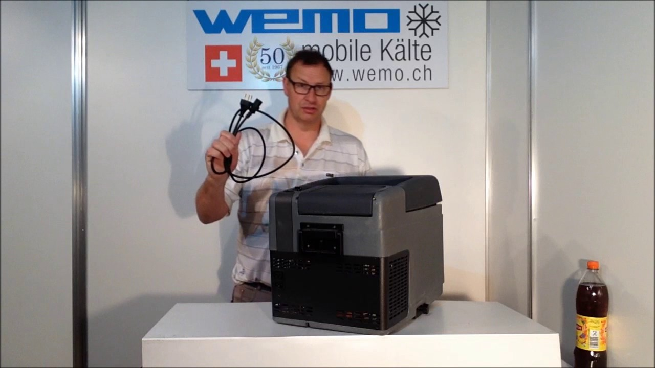 Kühlschrank Für Auto Mit Kompressor : Wemo 26 kompressor kühlbox i deutsch kompressorkühlbox 12 24 volt