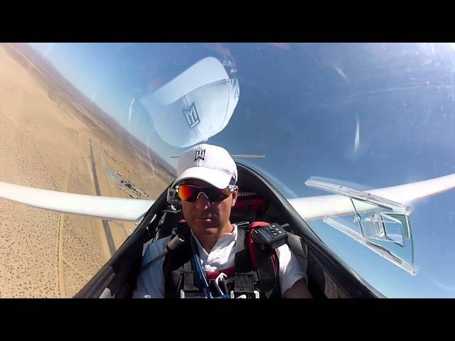 Soaring Pilots View