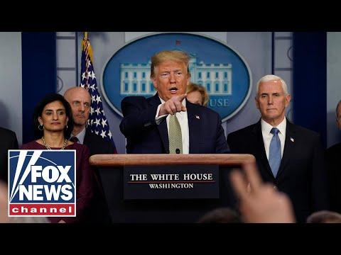 Trump, Coronavirus Task Force hold White House press briefing | 4/6/20