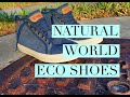 Natural World Eco Shoes | Sustainable Footwear