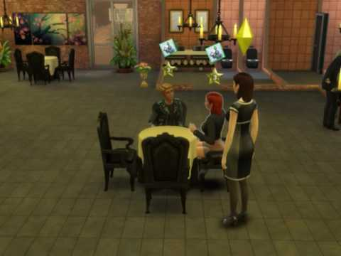 Sims 4 Dine Out |