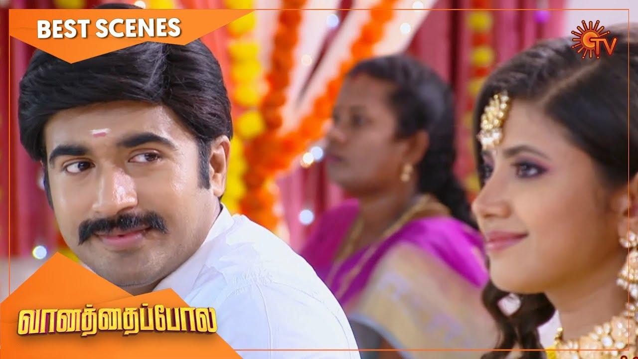 Download Vanathai Pola - Best Scenes   Full EP free on SUN NXT   13 Oct 2021   Sun TV   Tamil Serial