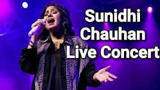 Sunidhi Chauhan Live Concert Bhubaneswar   Kamli Kamli   Dhoom 3   Amir Khan   Sunidhi Chauhan