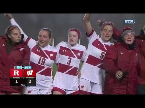 Rutgers at Wisconsin - Women
