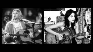 Frances Bean and Kurt Cobain - Seeing Double UPDATED NEW PICS!
