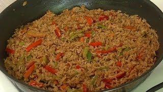 Mexikan Rice German Everyday Cooking Video Recipe Littlegasthaus