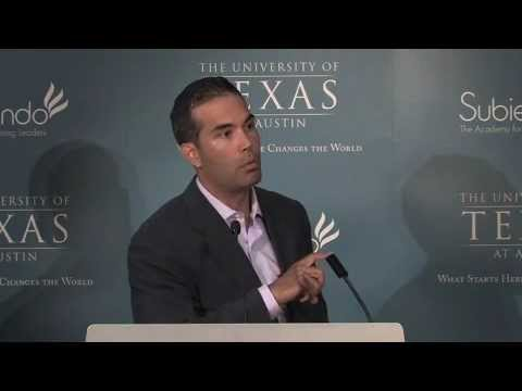George P. Bush at the University of Texas at Austin, June 13, 2011