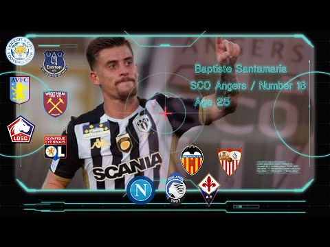 This is Why Every Big Team Wants Baptiste Santamaria 2020 ▶ The Holding MF