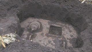На Житомирщині пошуковці розкопали танк, який пролежав у землі 70 років - Житомир.info