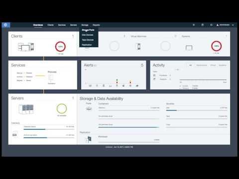 DEMO: How to Configure IBM Spectrum (TSM) with Cloudian