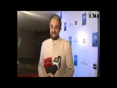 Kabir Bedi's Interview at The Red Carpet 'Flash Point' Book Launch Event
