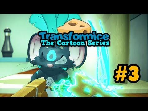 Transformice : The Cartoon Series - Episode #3 - The bridge