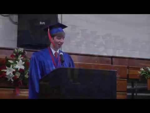 Michael Rubel - Pembroke Hill School 2015 Graduation Class Address