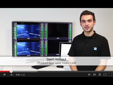 V__pro8 Tutorial - Introduction to Lawos Video Processor