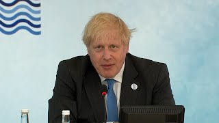 video: Boris Johnson vows to build back in 'greener, fairer, gender neutral' way