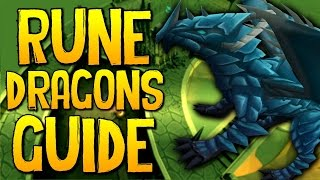 Runescape - Rune Dragons Guide